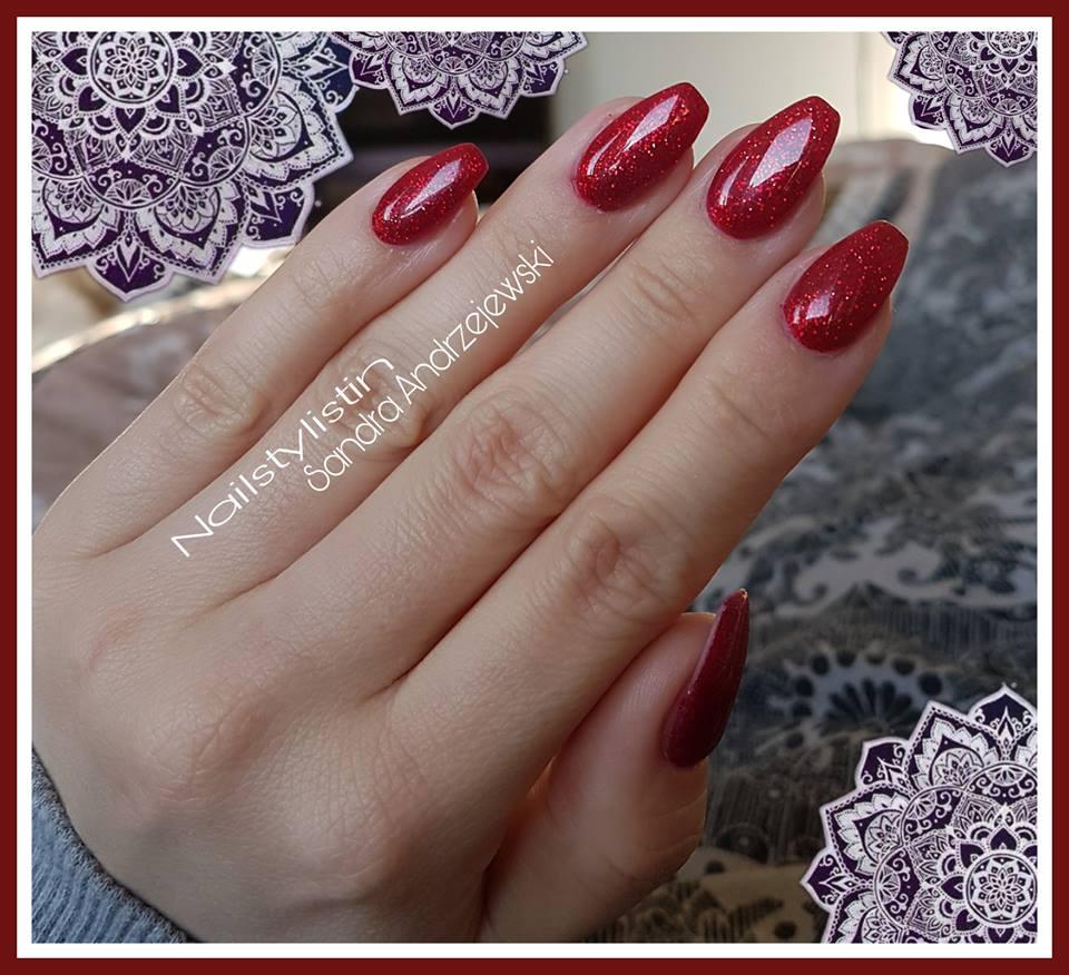 Elegantes Rot